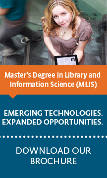 Download PDF brochure to learn all about the SJSU iSchool ALA-accredited MLIS degree.