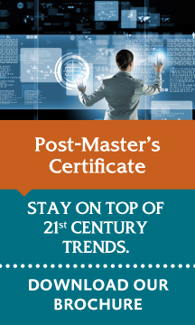Download Post-Master's Certificate Brochure PDF