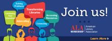 ALA membership promotion