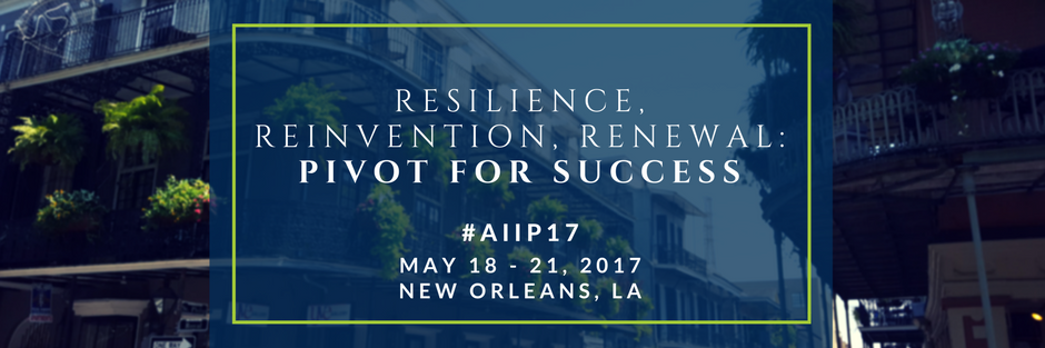 logo for AIIP conference