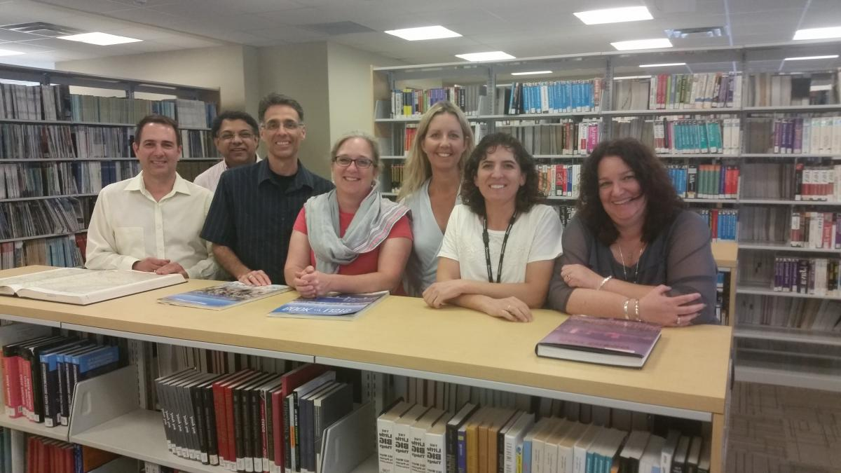 Dolly Goulart and the Qualcomm library team.