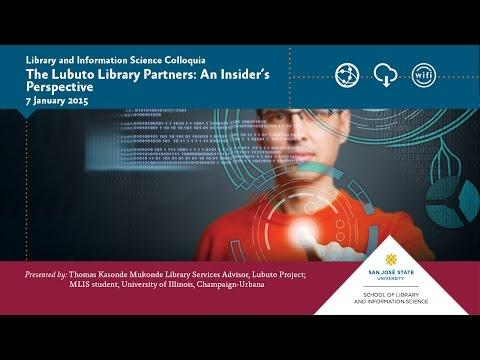 The Lubuto Library Partners: An Insider's Perspective