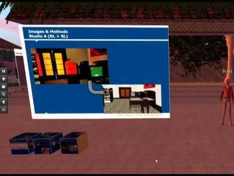 Evaluating Library Spaces Through Simulation