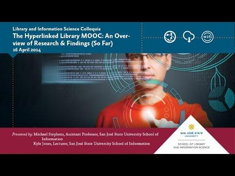 The Hyperlinked Library MOOC: An Overview of Research & Findings (So Far)