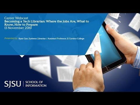 Becoming a Tech Librarian: Where the Jobs Are, What to Know, How to Prepare