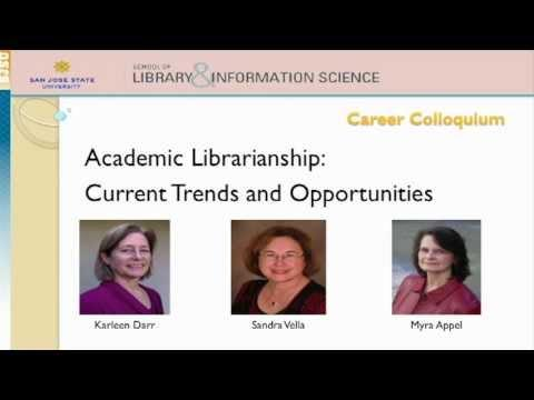 Academic Librarianship: Current Trends and Opportunities