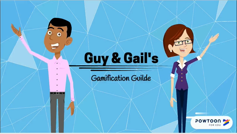 Guy and Gail's Gamification Guide