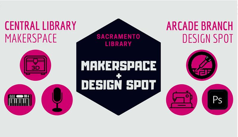 Randall 2020 showcase: Makerspace and Design Spot