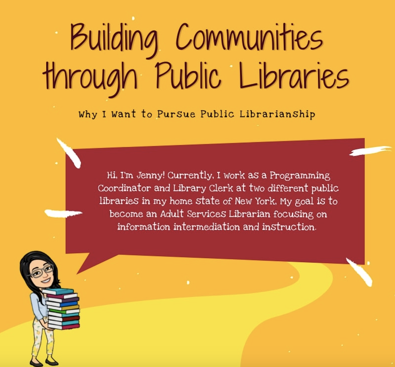 Building Communities through Public Libraries by Jenny Chin