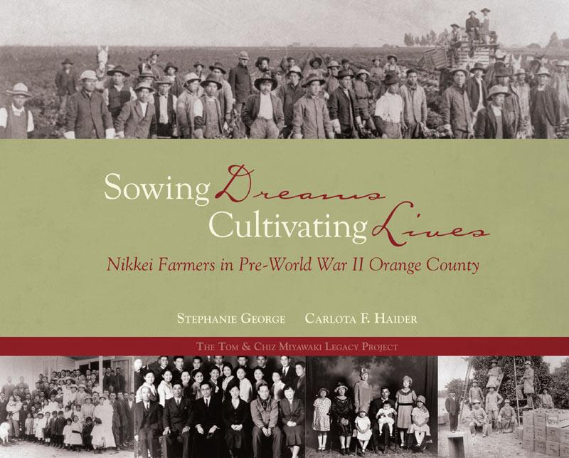 Sowing Dreams, Cultivating Lives Cover