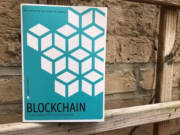 Cover of Blockchain book
