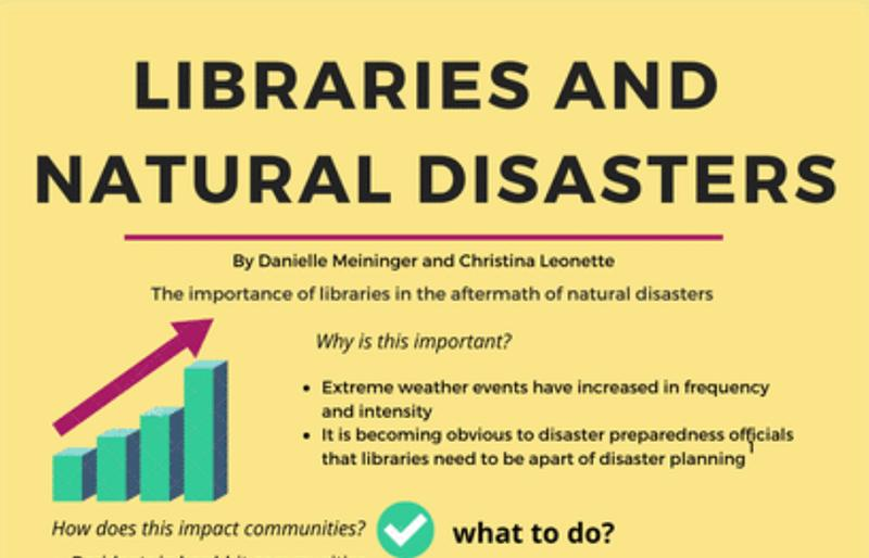 Libraries and Natural Disasters