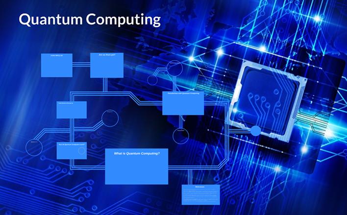 quantum computing - sjsu