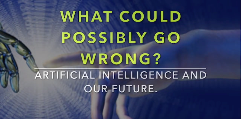 What Could Possibly Go Wrong? AI and Our Future