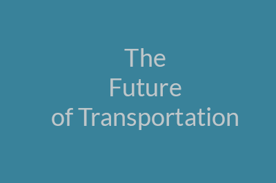 The Future of Transportation by Megan Mizuno, 2016