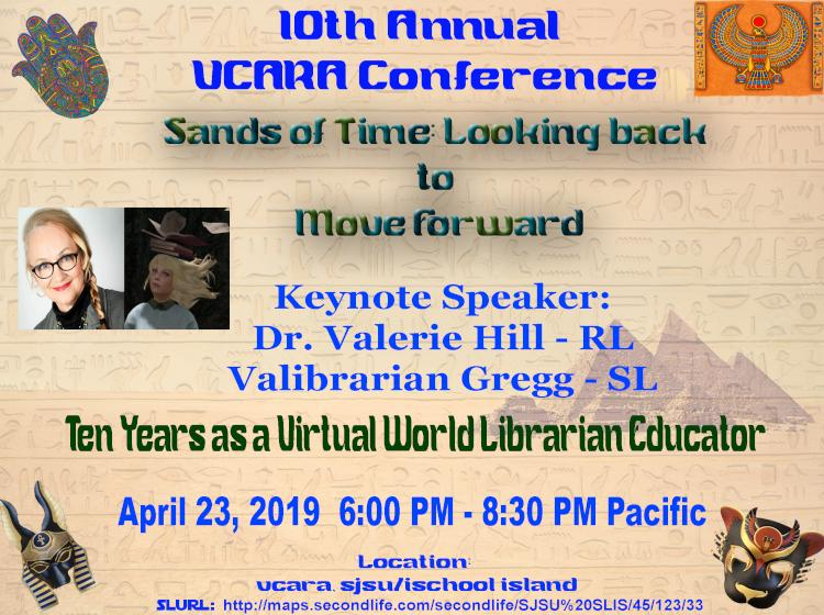 10th Annual VCARA Conference Valerie Hill Keynote