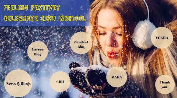 Feeling Festive? Let's Celebrate SJSU iSchool