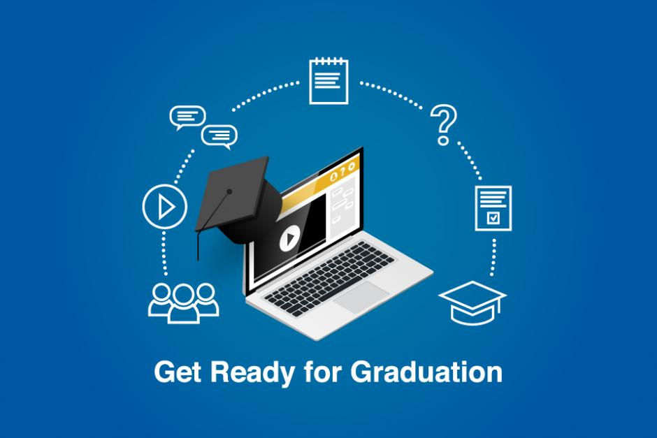 Watch a Video about the Graduation Process