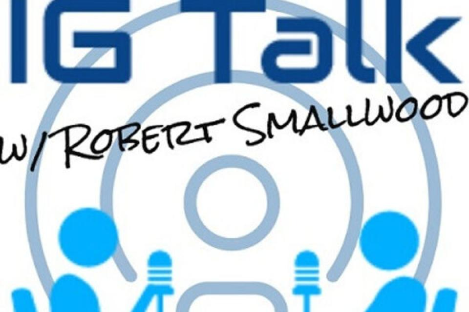 IG Talk with Robert Smallwood