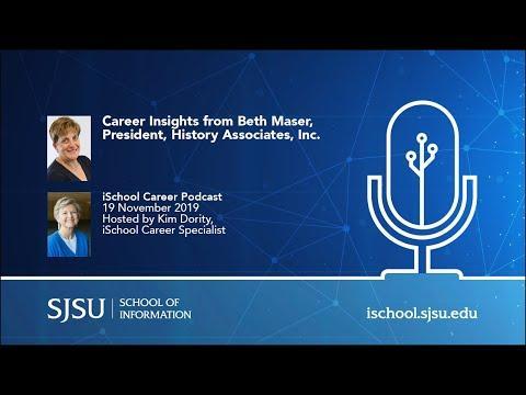 Career Insights from Beth Maser