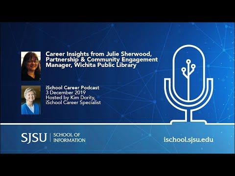 Career Insights from Julie Sherwood