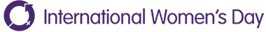 Logo from International Women's Day Site