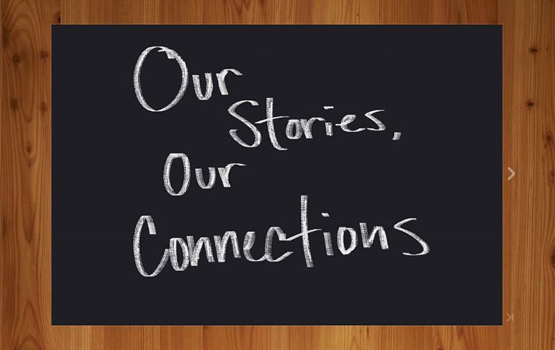 Our Stories, Our Connections flipbook