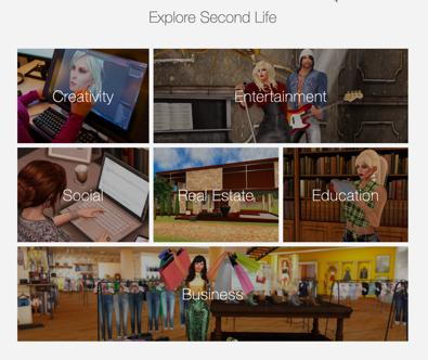 Second Life by Linden Labs