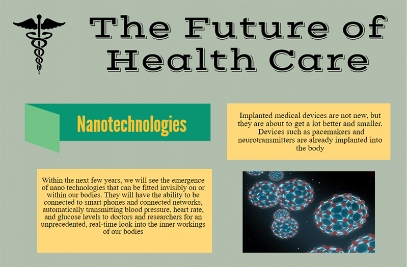 The Future of Health Care