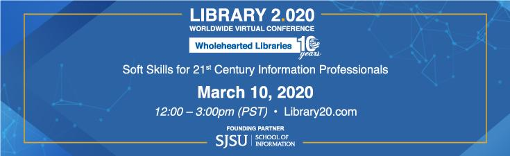 Library 2.020 March Conference