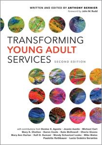 Transforming Young Adult Services book cover