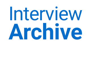 Interview Archive logo